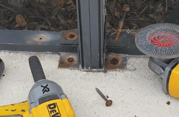 Rust Screws New Model
